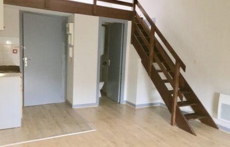 Appartement T1 duplex